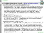 5 help iraq strengthen its economy private sector development