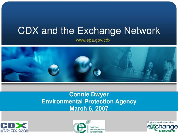 cdx and the exchange network n.