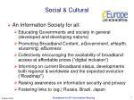 social cultural