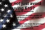 why not just avoid buying e15