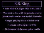b b king2