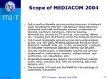 scope of mediacom 2004