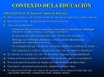 contexto de la educaci n2