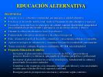 educaci n alternativa1