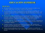 educaci n superior1