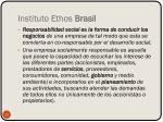 instituto ethos brasil