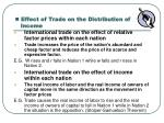 effect of trade on the distribution of income