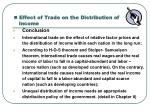 effect of trade on the distribution of income2