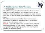 the heckscher ohlin theorem3