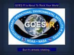 goes r is about to rock your world