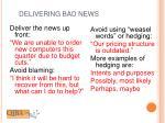 delivering bad news1