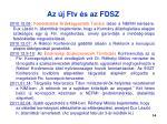 az j ftv s az fdsz1