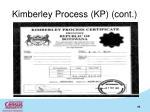 kimberley process kp cont2