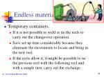 endless material method1