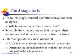 third stage tools1