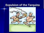 expulsion of the tarquins
