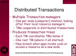 distributed transactions2