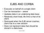 ejbs and corba5