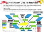 earth system grid federation
