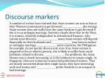 discourse markers2