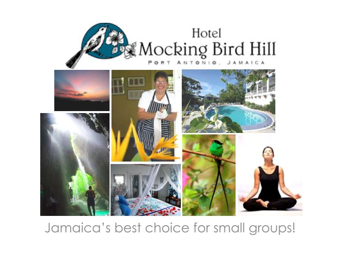 jamaica s best choice for small groups n.