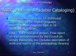 marc machine readable cataloging1