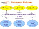 framework challenge