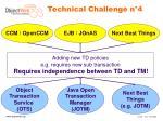technical challenge n 4