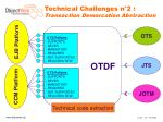 technical challenges n 2 transaction demarcation abstraction3