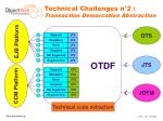 technical challenges n 2 transaction demarcation abstraction4