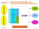 technical challenges n 2 transaction demarcation abstraction5