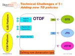 technical challenges n 3 adding new td policies2