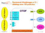 technical challenges n 3 adding new td policies4