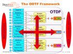 the odtf framework