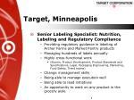 target minneapolis