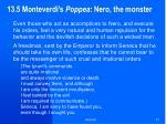 13 5 monteverdi s poppea nero the monster