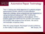 automotive repair technology