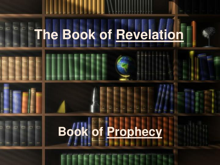 the book of revelation n.