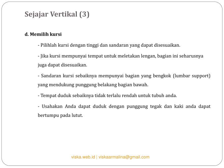 Sejajar Vertikal (3)