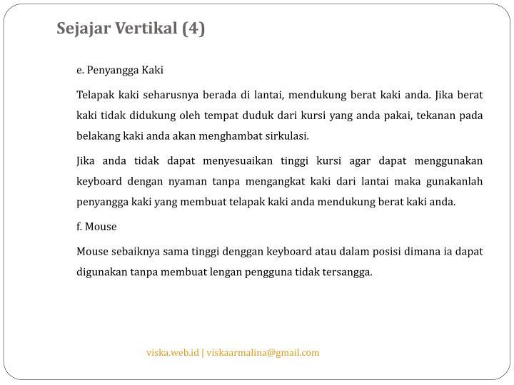 Sejajar Vertikal (4)