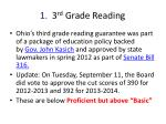 1 3 rd grade reading