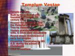 templum vestae
