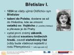b etislav i