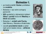 boleslav i
