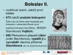 boleslav ii