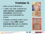 vratislav ii
