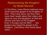rediscovering the kingdom by myles munroe2
