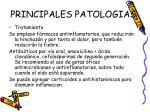 principales patologias13