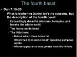 the fourth beast1