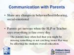 communication with parents3